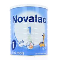 NOVALAC LAIT 1 , 0-6 mois BOITE 800G à Saint-Avold