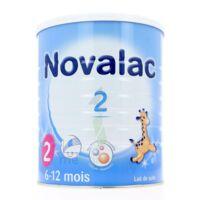 NOVALAC LAIT 2, 6-12 mois BOITE 800G à Saint-Avold