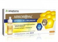 Arkoroyal Défenses Naturelles Gelée Adulte 7 Doses/10ml à Saint-Avold