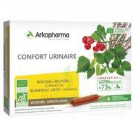 Arkofluide Bio Ultraextract Solution buvable confort urinaire 20 Ampoules/10ml à Saint-Avold