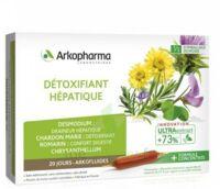 Arkofluide Bio Ultraextract Solution Buvable Détoxifiant Hépatique 20 Ampoules/10ml à Saint-Avold