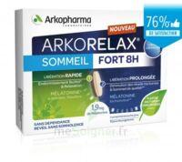 Arkorelax Sommeil Fort 8H Comprimés B/15 à Saint-Avold