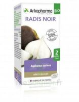 Arkogélules Radis Noir Bio Gélules Fl/40
