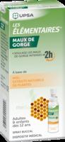 Les Elementaires Solution Buccale Maux De Gorge Adulte 30ml à Saint-Avold