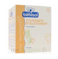 Bébisol Coussinets d'allaitement jetables ultra-absorbants / Boîte de 30 à Saint-Avold