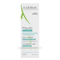 Aderma Phys'ac Global Soin Imperfection Sévères 40ml à Saint-Avold