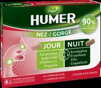 Humer Nez/gorge Jour&nuit 15 Comprimés à Saint-Avold
