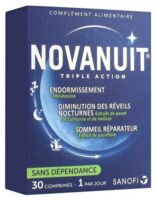 Novanuit Triple Action B/30 à Saint-Avold