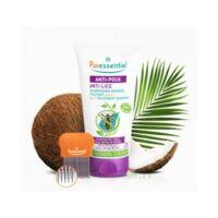 Puressentiel Anti-poux Shampooing masque traitant 2 en 1 Anti-Poux avec peigne - 150 ml à Saint-Avold