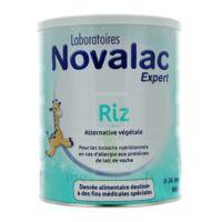 Novalac Expert Riz Lait En Poudre 0-36mois B/800g à Saint-Avold
