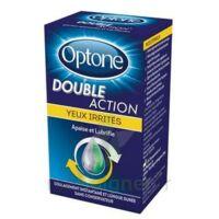Optone Double Action Solution Oculaire Yeux Irrités Fl/10ml à Saint-Avold
