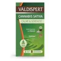 Valdispert Cannabis Sativa Caps Liquide B/24 à Saint-Avold