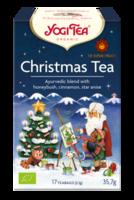 Yogi Tea Tisane AyurvÉdique Christmas Tee Bio 17sach/2g à Saint-Avold