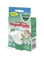 VICKS COMFORTING VAPOPADS PEDIATRIC, bt 7 à Saint-Avold