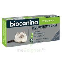 Biocanina Multivermyx Comprimés Vermifuge Chat B/2