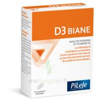 Pileje D3 Biane Capsules 200 Ui - Vitamine D 30 Capsules à Saint-Avold