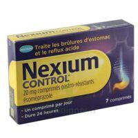 Nexium Control 20 Mg Cpr Gastro-rés Plq/7 à Saint-Avold