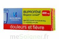IBUPROFENE BIOGARAN CONSEIL 400 mg, comprimé pelliculé à Saint-Avold