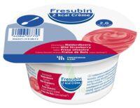 Fresubin 2kcal Crème Sans Lactose Nutriment Fraise Des Bois 4 Pots/200g à Saint-Avold