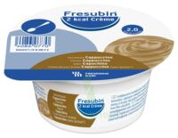 Fresubin 2kcal Crème Sans Lactose Nutriment Cappuccino 4 Pots/200g à Saint-Avold