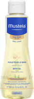 Mustela Huile pour le bain cold cream 300ml à Saint-Avold