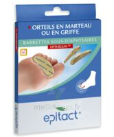 Barrettes Sous-diaphysaires Epitact A L'ephithelium Taille L à Saint-Avold