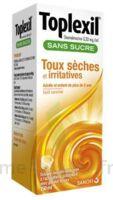 TOPLEXIL 0,33 mg/ml sans sucre solution buvable 150ml à Saint-Avold