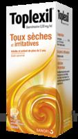 TOPLEXIL 0,33 mg/ml, sirop 150ml à Saint-Avold