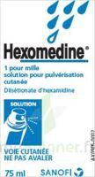 HEXOMEDINE 1 POUR MILLE, solution pour pulvérisation cutanée en flacon pressurisé à Saint-Avold