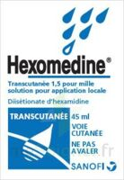 HEXOMEDINE TRANSCUTANEE 1,5 POUR MILLE, solution pour application locale à Saint-Avold