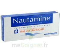 NAUTAMINE, comprimé sécable à Saint-Avold