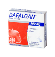 DAFALGAN 500 mg Comprimés effervescents sécables Film/16 à Saint-Avold