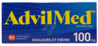 Advilmed 100 Mg Comprimés Enrobés Plq/30 à Saint-Avold