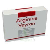 ARGININE VEYRON, solution buvable en ampoule à Saint-Avold