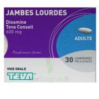 DIOSMINE TEVA CONSEIL 600 mg, comprimé pelliculé à Saint-Avold
