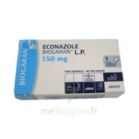 ECONAZOLE BIOGARAN L.P. 150 mg, ovule à libération prolongée à Saint-Avold