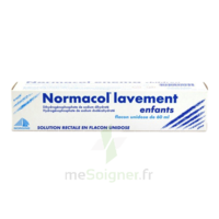 Normacol Lavement Enfants, Solution Rectale, Récipient Unidose à Saint-Avold