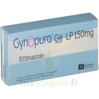 GYNOPURA L.P. 150 mg, ovule à libération prolongée Plq/2 à Saint-Avold