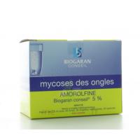 AMOROLFINE BIOGARAN CONSEIL 5 %, vernis à ongles médicamenteux à Saint-Avold