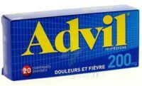 ADVIL 200 mg, 20 comprimés enrobés B/20 à Saint-Avold
