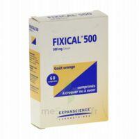 Fixical 500 Mg, Comprimé à Croquer Ou à Sucer à Saint-Avold
