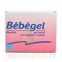 Bebegel, Gel Rectal En Récipient Unidose à Saint-Avold