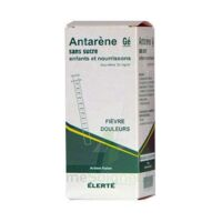 ANTARENE 20 mg/ml NOURRISSONS ET ENFANTS, suspension buvable à Saint-Avold