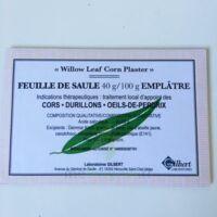 Feuille De Saule 40 G/100 G, Emplâtre à Saint-Avold