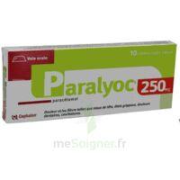 Paralyoc 250 Mg, Lyophilisat Oral à Saint-Avold