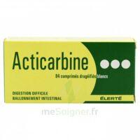 Acticarbine Comprimés Enrobés B/84 à Saint-Avold