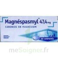 MAGNESPASMYL 47,4 mg, comprimé pelliculé à Saint-Avold