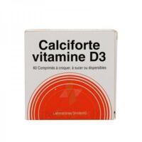 Calciforte Vitamine D3, Comprimé Plq/60cp à Saint-Avold
