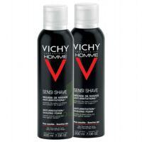 VICHY mousse à raser peau sensible LOT à Saint-Avold