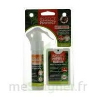 Insect Protect Spray Peau + Spray VÊtements Fl/18ml+fl/50ml à Saint-Avold
